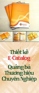 E-catalog quảng bá thương hiệu