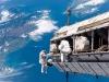 Ba phi hành gia rời khỏi ISS