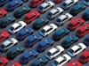 Cú trượt dài của ôtô nhập khẩu