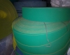 Băng tải PVC màu xanh