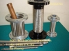 Chuyên sx lưới inox cung cấp cho ống mềm thủy lực