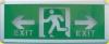 Đèn chỉ dẫn EXIT 2 mặt