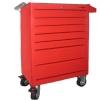Tủ dụng cụ, tủ đựng đồ nghề Panthertool loại 3 ngăn, 7 ngăn