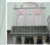Tháp giải nhiệt tròn, tháp giải nhiệt, bơm nước, motor Teco...