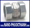 Khớp nối ống trơn EMT kẽm dạng xiết Nano Phước Thành® (NanoPhuocThanh® EMT Compression Zinc Coupling)