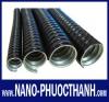 Ống ruột gà lõi thép bọc nhựa PVC Nano Phước Thành®  (Nano Phước Thành®  PVC coated Flexible conduit)