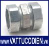 Khớp nối ống trơn EMT kẽm dạng xiết Nano Phước Thành® (NANO PHUOC THANH® EMT Compression Zinc Couplin