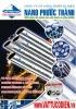Ống thép luồn dây điện EMT Nano Phước Thành® (NANO PHUOC THANH® Electrical  Metallic  Tubing)  TEL :