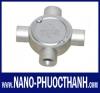 Ống ruột gà lõi thép/ongthepluondaydien/Hộp nối ống ren 4 ngã BS4568  Ms Kiều 0937390567 Nano Phước T