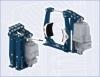 Phanh điện thủy lực kiểu tang trống và kiểu đĩa cho cầu trục, tời nâng, tời kéo, và hãm dừng băng tải