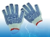 Găng tay phủ hạt nhựa Pro-Pro
