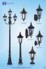 Trụ đèn trang trí sân vườn 13