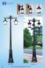 Trụ đèn trang trí sân vườn 14