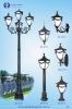 Trụ đèn trang trí sân vườn 15