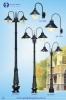 Trụ đèn trang trí sân vườn 18