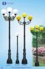 Trụ đèn trang trí sân vườn 20