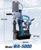 Máy khoan từ nitto tự động,WA5000, mũi khoan từ nitto