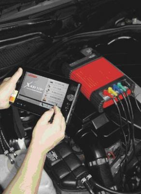 Máy chuẩn đoán hệ thống điện và điện tử trên xe ôtô  ( jbt cs )