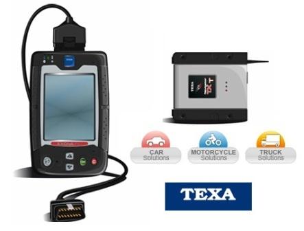 Máy chuẩn đoán hệ thống điện và điện tử trên xe ôtô con, xe tải, xe mô tô 2 bánh