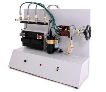 Mô hình hệ thống đánh lửa dùng cảm biến hall