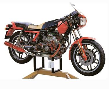 Mô hình tổng thành xe gắn máy cắt bổ
