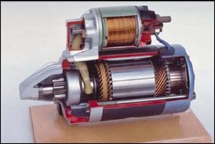 Motor khởi động cắt bổ