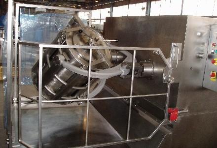 máy trộn lắc hoá chất dạng bột