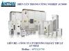 Biến tần abb dùng trong công nghiệp acs800
