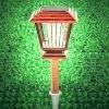 Ðèn sân vườn diệt côn trùng (bằng ABS hay Inox) CP16