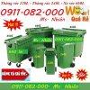 Thùng rác gia đình, thùng rác 120 lít giá rẻ