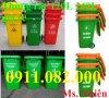 Đại hạ giá thùng rác 120L 240L giá rẻ