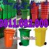 Chuyên bán thùng rác 120 lít 240 lít giá rẻ