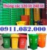 Thùng rác nhựa hdpe giá rẻ lh 0911082000