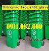 Nơi phân phối thùng rác 120L 240L 660L giá rẻ