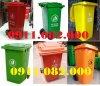 Giá thùng rác 240 lít tại đồng nai Thùng rác 120l