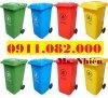 Nơi bán sỉ lẻ thùng rác 240L giá rẻ tại trà vinh